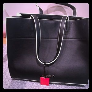 Valentino Tote - buttery soft Italian leather!
